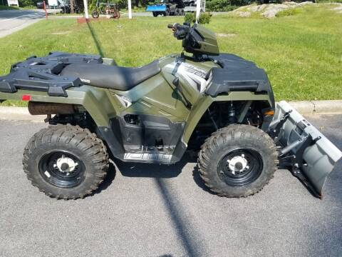 2018 Polaris Sportsman 450 for sale at WILKINS MOTORSPORTS in Brewster NY