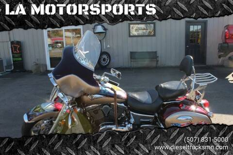 2002 Kawasaki Vulcan for sale at LA MOTORSPORTS in Windom MN