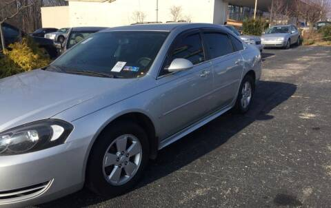 2009 Chevrolet Impala for sale at Boardman Auto Mall in Boardman OH
