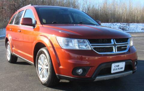 2014 Dodge Journey for sale at Car Culture in Warren OH