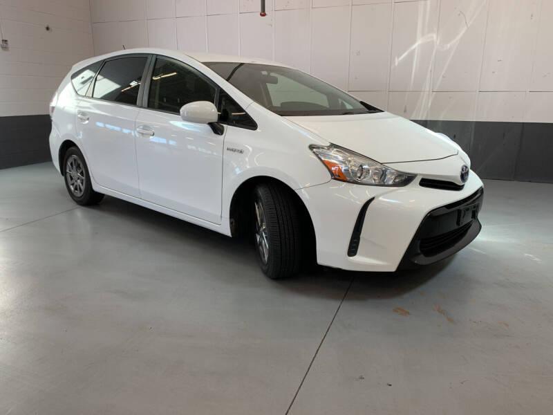 2016 Toyota Prius v for sale in Las Vegas, NV