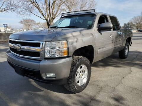 2008 Chevrolet Silverado 1500 for sale at Matador Motors in Sacramento CA