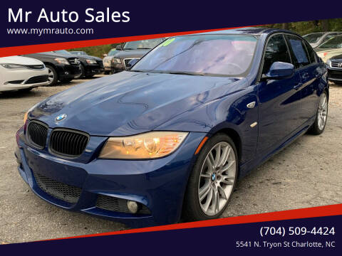 2010 BMW 3 Series for sale at Mr Auto Sales in Charlotte NC