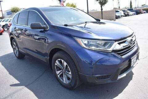 2017 Honda CR-V for sale at DIAMOND VALLEY HONDA in Hemet CA