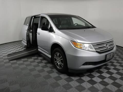 2011 Honda Odyssey for sale at AMS Vans in Tucker GA
