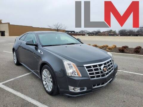 2014 Cadillac CTS for sale at INDY LUXURY MOTORSPORTS in Fishers IN
