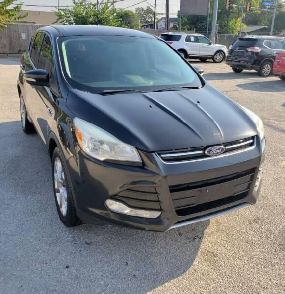 2013 Ford Escape for sale at Apex Auto SA in San Antonio TX