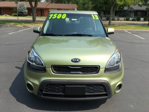 2013 Kia Soul for sale at Best Buy Auto in Boise ID