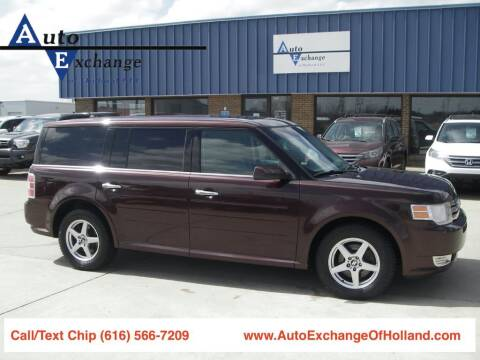 2010 Ford Flex for sale at Auto Exchange Of Holland in Holland MI