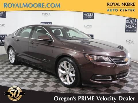 2015 Chevrolet Impala for sale at Royal Moore Custom Finance in Hillsboro OR