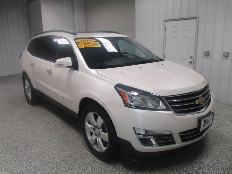 2014 Chevrolet Traverse for sale at LaFleur Auto Sales in North Sioux City SD