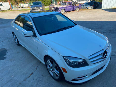 2011 Mercedes-Benz C-Class for sale at Elite Motor Brokers in Austell GA