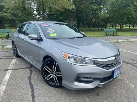 2017 Honda Accord for sale at Prime Cars Auto Sales in Saugus MA