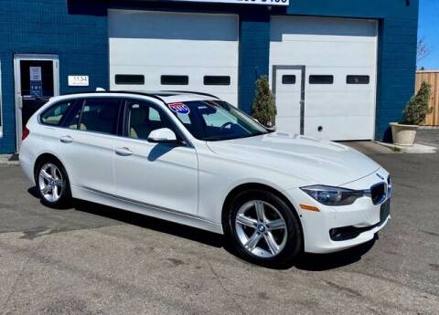 2015 BMW 3 Series for sale at Saugus Auto Mall in Saugus MA