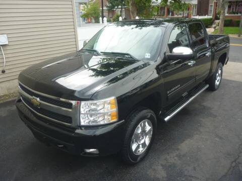 2011 Chevrolet Silverado 1500 for sale at Pinto Automotive Group in Trenton NJ