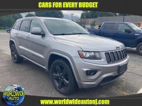 2014 Jeep Grand Cherokee for sale at Worldwide Auto in Hamilton NJ
