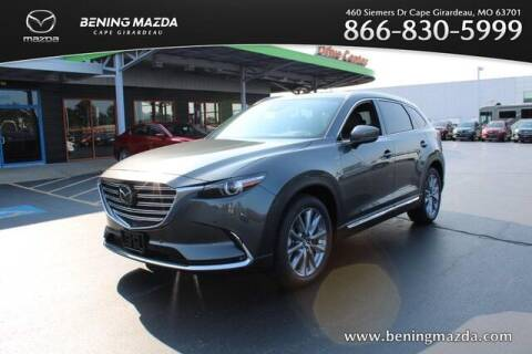 2021 Mazda CX-9 for sale at Bening Mazda in Cape Girardeau MO