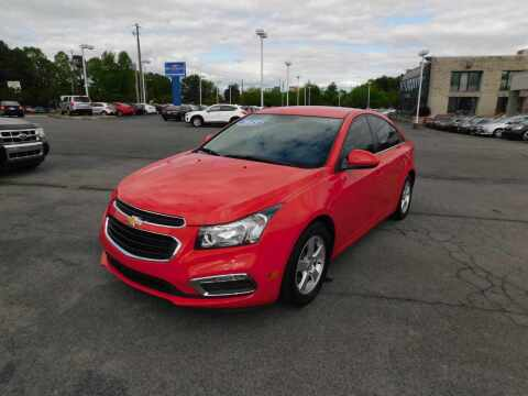 2015 Chevrolet Cruze for sale at Paniagua Auto Mall in Dalton GA