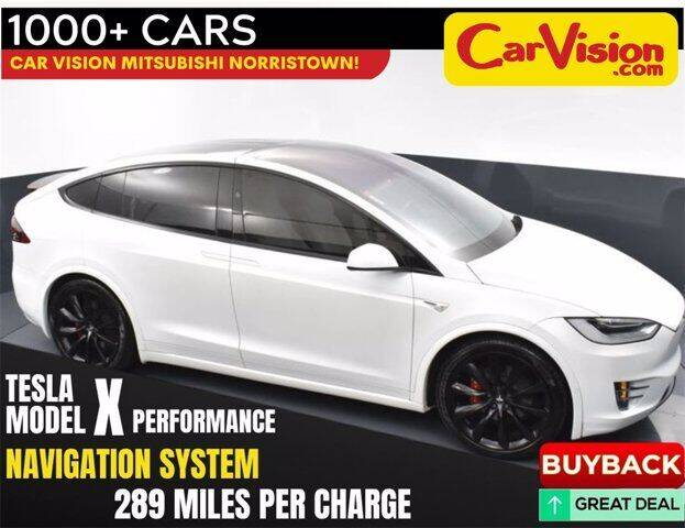2019 Tesla Model X for sale at Car Vision Buying Center in Norristown PA