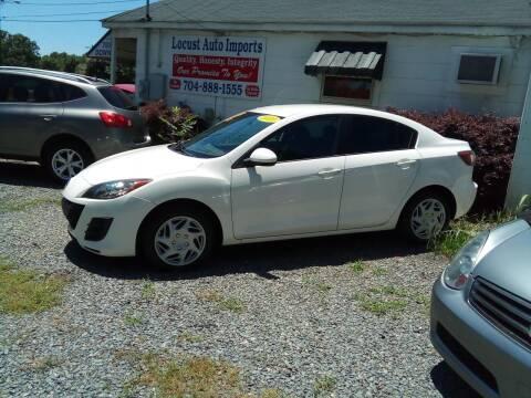 2010 Mazda MAZDA3 for sale at Locust Auto Imports in Locust NC