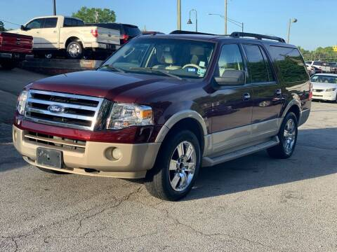 2009 Ford Expedition EL for sale at Philip Motors Inc in Snellville GA