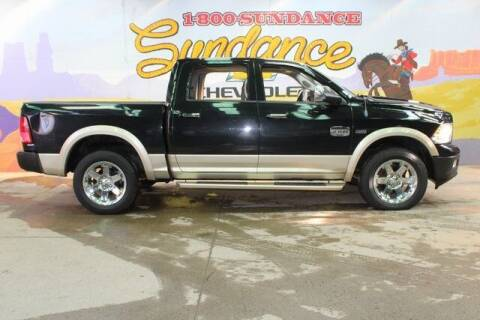 2011 RAM Ram Pickup 1500 for sale at Sundance Chevrolet in Grand Ledge MI