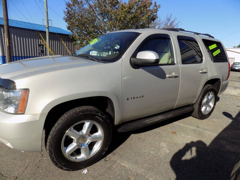 2009 Chevrolet Tahoe for sale at Pro-Motion Motor Co in Lincolnton NC
