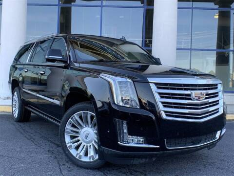 2020 Cadillac Escalade ESV for sale at Southern Auto Solutions - Capital Cadillac in Marietta GA