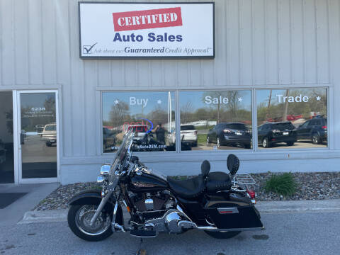 2006 Harley Davidson Road King for sale at Certified Auto Sales in Des Moines IA