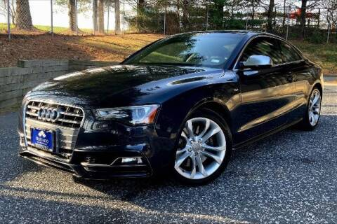 2014 Audi S5 for sale at TRUST AUTO in Sykesville MD