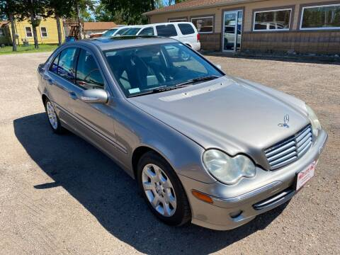 2006 Mercedes-Benz C-Class for sale at Truck City Inc in Des Moines IA