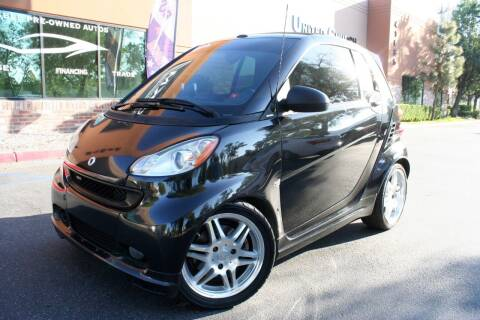 2009 Smart fortwo for sale at CK Motors in Murrieta CA