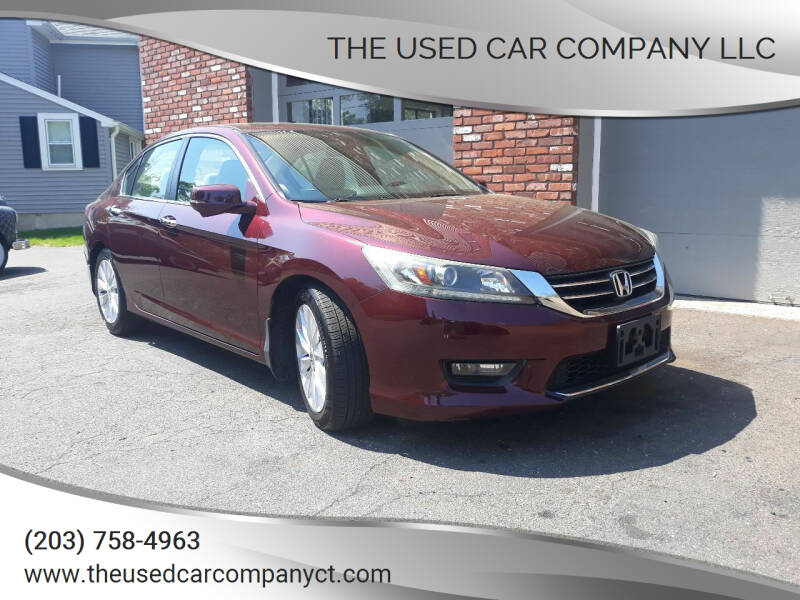 2014 Honda Accord for sale in Prospect, CT