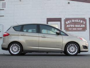 2015 Ford C-MAX Hybrid for sale at Brubakers Auto Sales in Myerstown PA