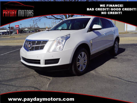 2010 Cadillac SRX for sale at Payday Motors in Wichita And Topeka KS