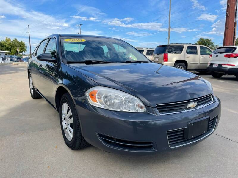2008 Chevrolet Impala for sale at AP Auto Brokers in Longmont CO