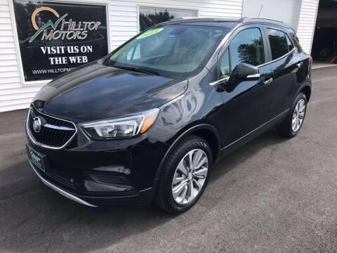 2019 Buick Encore for sale at HILLTOP MOTORS INC in Caribou ME