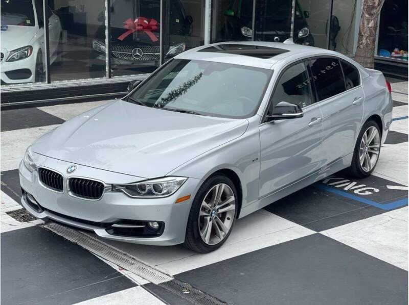 2013 BMW 3 Series for sale at AutoDeals in Daly City CA