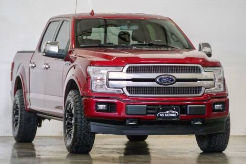 2018 Ford F-150 for sale at MS Motors in Portland OR