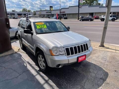 2008 Jeep Grand Cherokee for sale at JBA Auto Sales Inc in Stone Park IL