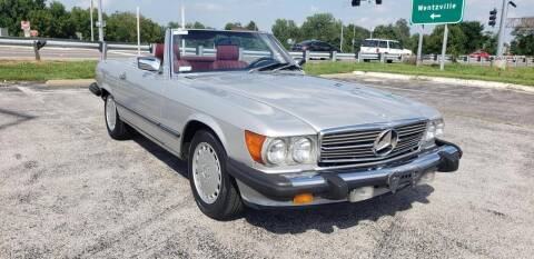 1989 Mercedes-Benz 560-Class for sale at Its Alive Automotive in Saint Louis MO