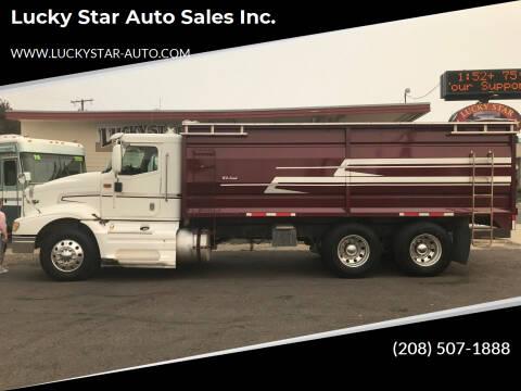 2005 International 9400 Eagle 9400 Eagle Grain Truck