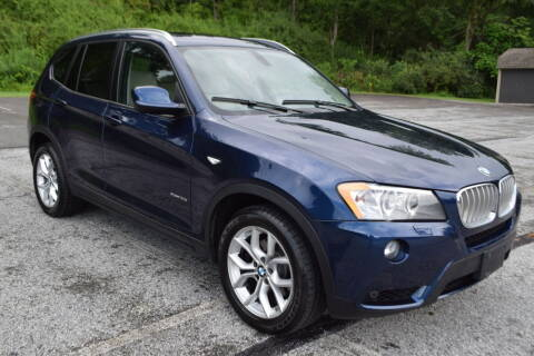 2011 BMW X3 for sale at CAR TRADE in Slatington PA