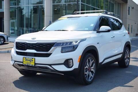 2021 Kia Seltos for sale at Jeremy Sells Hyundai in Edmonds WA