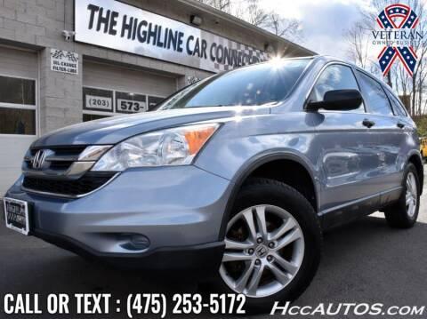 2011 Honda CR-V for sale at The Highline Car Connection in Waterbury CT
