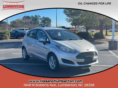 2018 Ford Fiesta for sale at Nissan of Lumberton in Lumberton NC