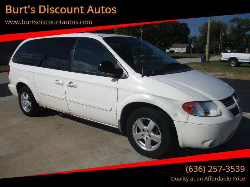 2006 Dodge Grand Caravan for sale at Burt's Discount Autos in Pacific MO