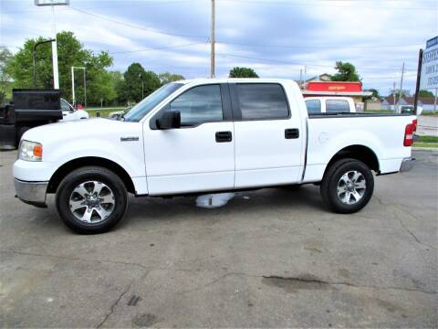 2007 Ford F-150 for sale at Steffes Motors in Council Bluffs IA