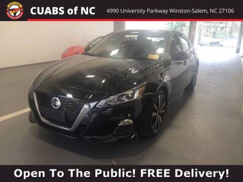 2019 Nissan Altima for sale at Credit Union Auto Buying Service in Winston Salem NC