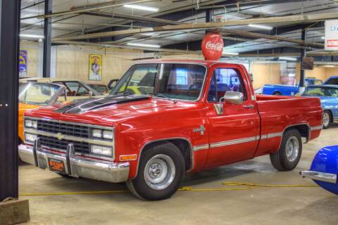 1987 Chevrolet R/V 10 Series for sale at Hooked On Classics in Watertown MN